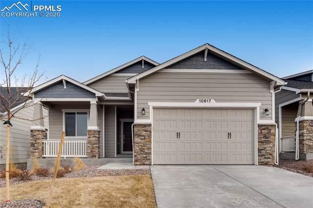 10617 Hidden Brook Circle, Colorado Springs, CO 80908 (#8386920) :: The Peak Properties Group