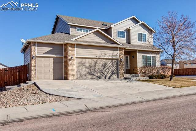 6411 Passing Sky Drive, Colorado Springs, CO 80911 (#8387556) :: The Daniels Team