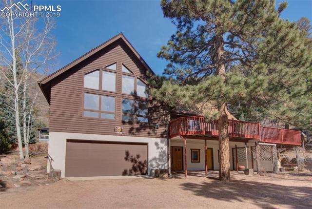 5365 Rampart Terrace Road, Cascade, CO 80809 (#8390029) :: The Treasure Davis Team