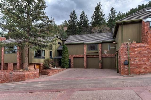 111 Fairview Avenue, Manitou Springs, CO 80829 (#8392071) :: Hudson Stonegate Team