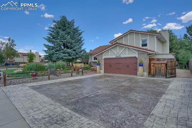 8425 Stratus Drive, Colorado Springs, CO 80920 (#8394877) :: Tommy Daly Home Team