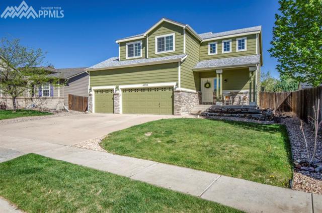 4278 Knollvale Drive, Colorado Springs, CO 80922 (#8395169) :: The Peak Properties Group