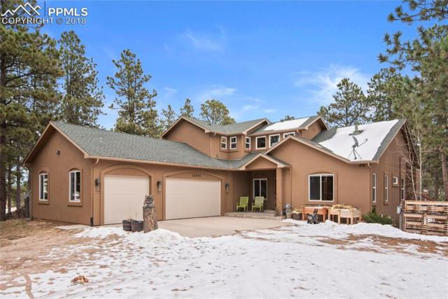 16950 Southwood Drive, Colorado Springs, CO 80908 (#8395517) :: The Kibler Group