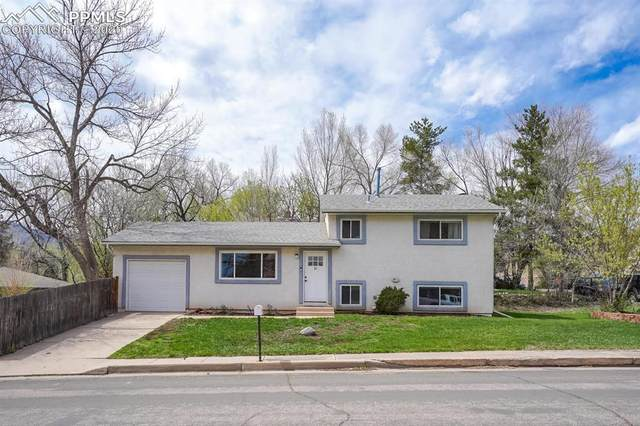 20 N 32nd Street, Colorado Springs, CO 80904 (#8396109) :: CC Signature Group