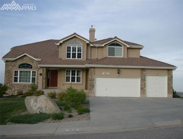 4645 Alpglen Court, Colorado Springs, CO 80906 (#8398709) :: Action Team Realty