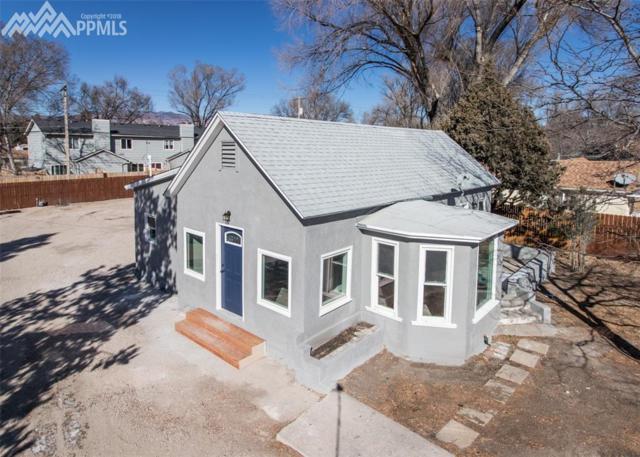 3020 N Hancock Avenue, Colorado Springs, CO 80907 (#8400012) :: The Hunstiger Team