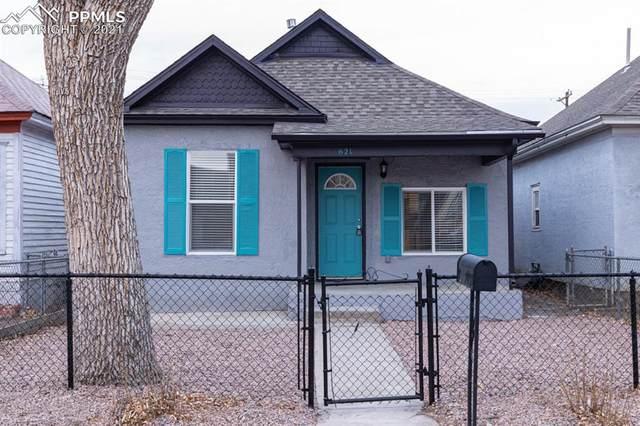 621 W 7th Street, Pueblo, CO 81003 (#8400771) :: 8z Real Estate