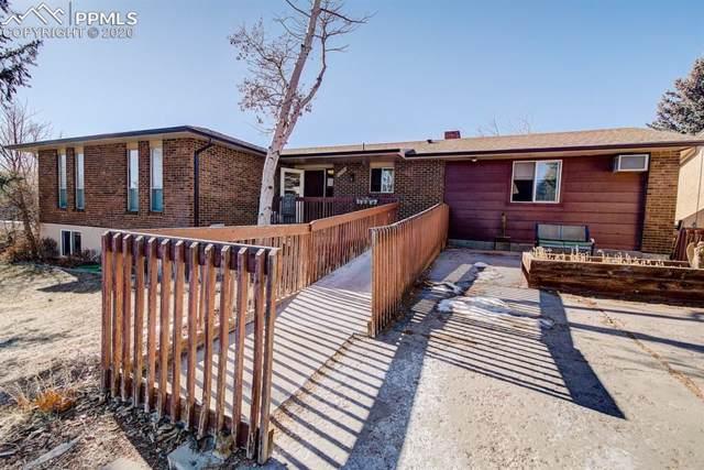 1550 Hiawatha Drive, Colorado Springs, CO 80915 (#8401176) :: Action Team Realty