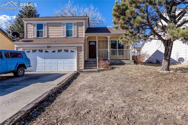 2610 Plymouth Drive, Colorado Springs, CO 80916 (#8402461) :: The Kibler Group