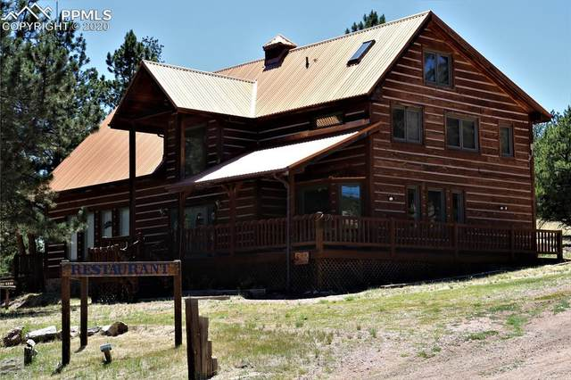 1245 Canon Street, Guffey, CO 80820 (#8403558) :: The Gold Medal Team with RE/MAX Properties, Inc