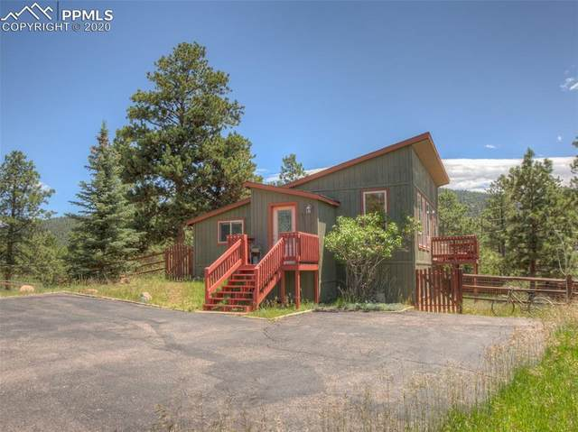 501 N Boundary Street, Woodland Park, CO 80863 (#8404671) :: 8z Real Estate