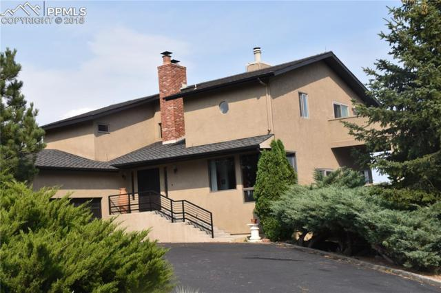 14559 Westchester Drive, Colorado Springs, CO 80921 (#8407830) :: The Hunstiger Team