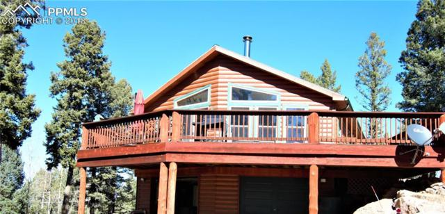 152 View Crest Way, Florissant, CO 80816 (#8408194) :: The Hunstiger Team