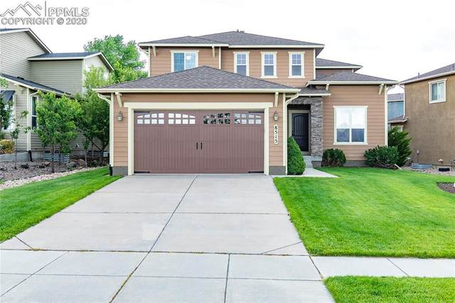 8515 Winding Passage Drive, Colorado Springs, CO 80924 (#8408319) :: CC Signature Group