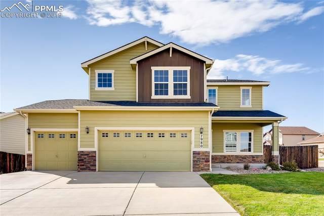 7980 Smokewood Drive, Colorado Springs, CO 80908 (#8408981) :: HomePopper