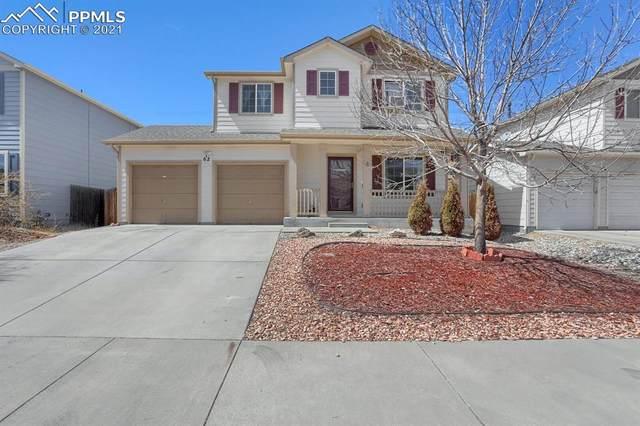 62 Audubon Drive, Colorado Springs, CO 80910 (#8410514) :: The Harling Team @ HomeSmart