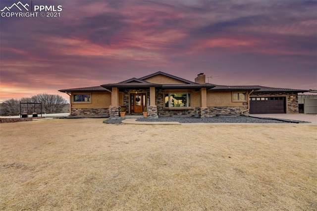 1650 Delta Road, Colorado Springs, CO 80920 (#8414109) :: 8z Real Estate