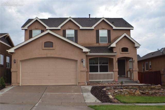 8026 Mount Hayden Drive, Colorado Springs, CO 80924 (#8415411) :: 8z Real Estate