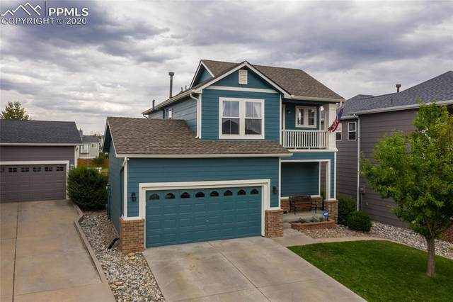 6531 Silverwind Circle, Colorado Springs, CO 80923 (#8416438) :: Tommy Daly Home Team