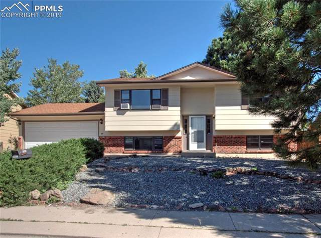 3280 El Canto Drive, Colorado Springs, CO 80918 (#8418412) :: Jason Daniels & Associates at RE/MAX Millennium