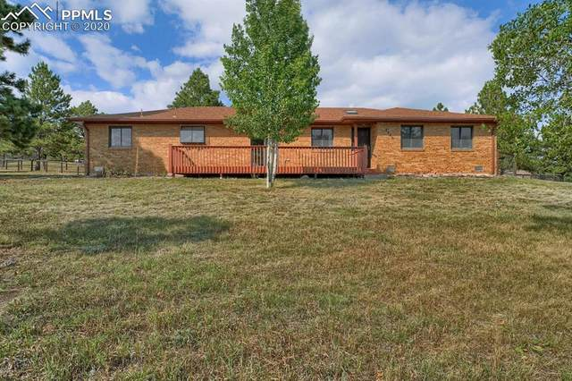 2760 Hunters Glen Road, Monument, CO 80132 (#8419921) :: Finch & Gable Real Estate Co.