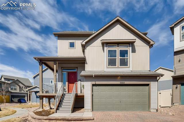 6665 Shadow Star Drive, Colorado Springs, CO 80927 (#8421249) :: The Dixon Group