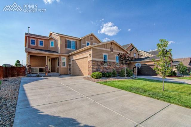 10418 Mt Lincoln Drive, Peyton, CO 80831 (#8421919) :: 8z Real Estate