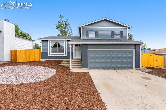8155 Essington Drive, Colorado Springs, CO 80920 (#8422164) :: The Kibler Group