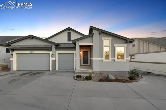 1216 Count Fleet Court, Colorado Springs, CO 80921 (#8422335) :: Venterra Real Estate LLC