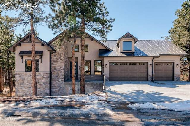 621 Skyline Drive, Woodland Park, CO 80863 (#8431665) :: The Daniels Team