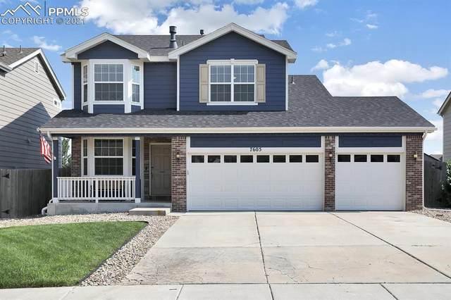 7605 Dobbs Drive, Fountain, CO 80817 (#8432307) :: Venterra Real Estate LLC