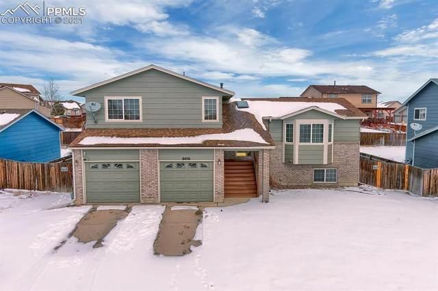 8456 Lundeen Place, Colorado Springs, CO 80925 (#8433014) :: The Scott Futa Home Team