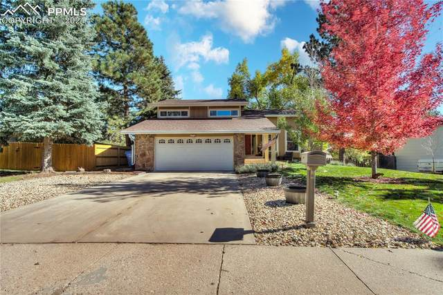 3105 Meander Circle, Colorado Springs, CO 80917 (#8433551) :: CC Signature Group