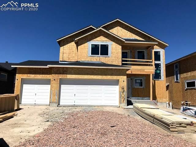 6707 Cumbre Vista Way, Colorado Springs, CO 80924 (#8436325) :: 8z Real Estate