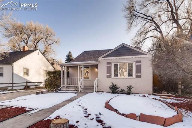 527 W Kiowa Street, Colorado Springs, CO 80905 (#8438383) :: Tommy Daly Home Team