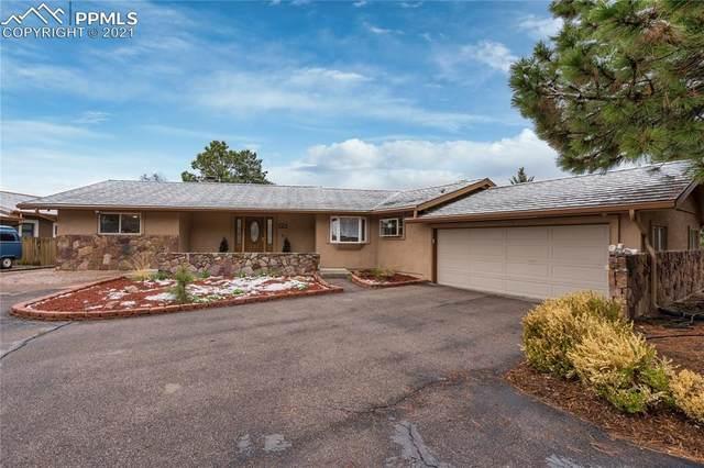 45 Arequa Ridge Drive, Colorado Springs, CO 80919 (#8440818) :: The Daniels Team