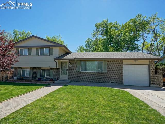 1360 Mears Drive, Colorado Springs, CO 80915 (#8442356) :: Tommy Daly Home Team