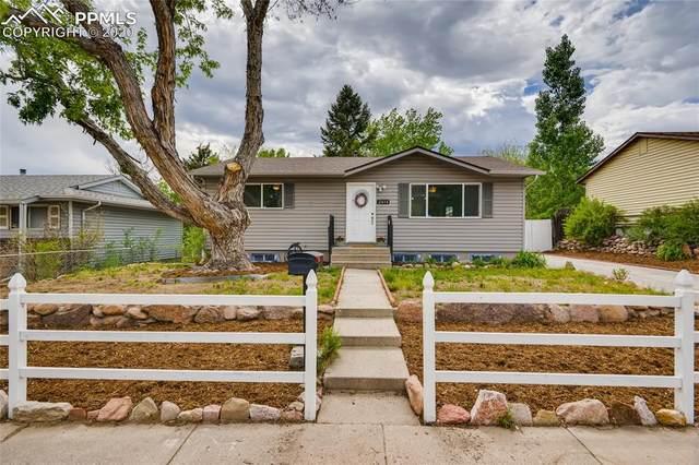 2414 Sombrero Drive, Colorado Springs, CO 80910 (#8442665) :: CC Signature Group