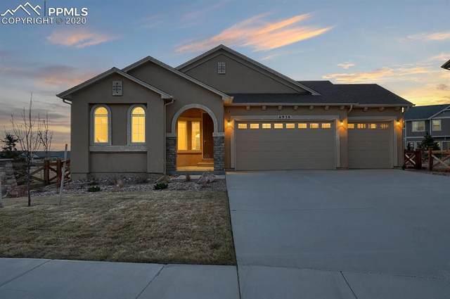6938 Sedgerock Lane, Colorado Springs, CO 80927 (#8448688) :: 8z Real Estate
