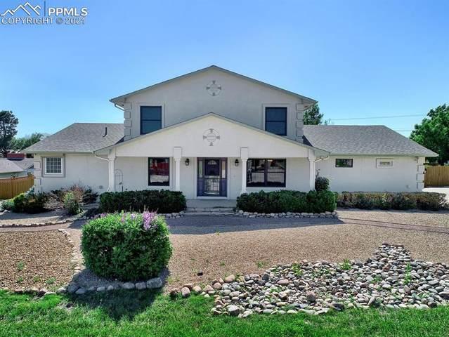 4980 Sapphire Drive, Colorado Springs, CO 80923 (#8449451) :: The Kibler Group