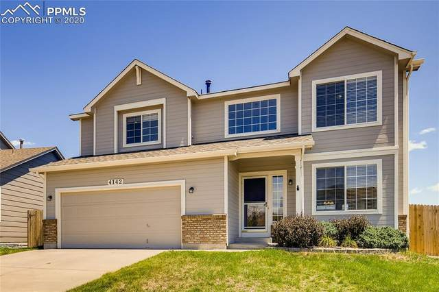 4142 Round Hill Drive, Colorado Springs, CO 80922 (#8450164) :: Finch & Gable Real Estate Co.