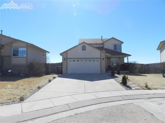 7392 Coral Ridge Drive, Colorado Springs, CO 80925 (#8450564) :: The Treasure Davis Team