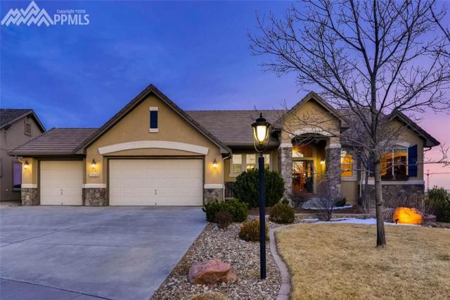 3726 Oak Meadow Drive, Colorado Springs, CO 80920 (#8451646) :: RE/MAX Advantage