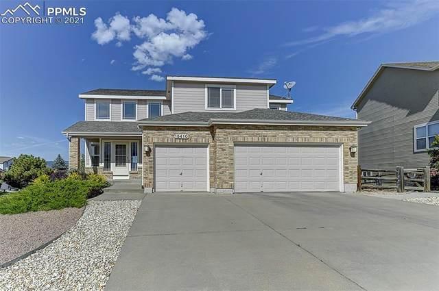 15410 Curwood Drive, Colorado Springs, CO 80921 (#8451761) :: Simental Homes | The Cutting Edge, Realtors
