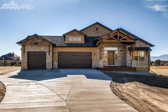 7115 Lakenheath Lane, Colorado Springs, CO 80908 (#8452090) :: Action Team Realty