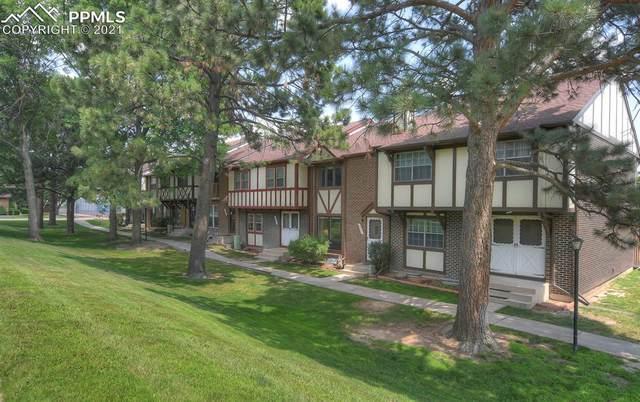 2017 N Academy Avenue, Colorado Springs, CO 80909 (#8452906) :: The Kibler Group