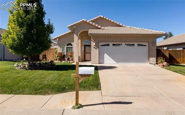 939 Pinecrest Drive, Pueblo, CO 81005 (#8456174) :: The Treasure Davis Team | eXp Realty