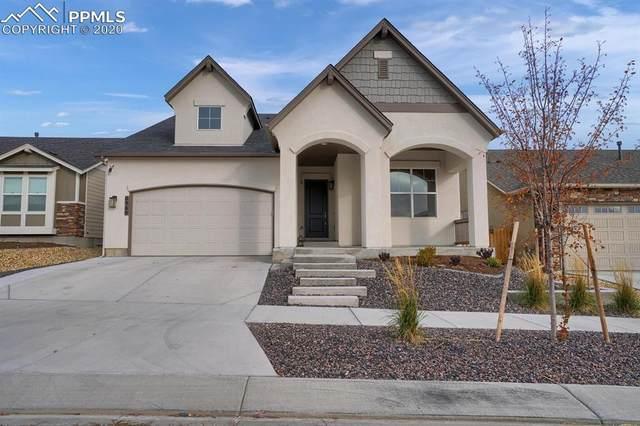 6960 Mustang Rim Drive, Colorado Springs, CO 80923 (#8458109) :: The Treasure Davis Team