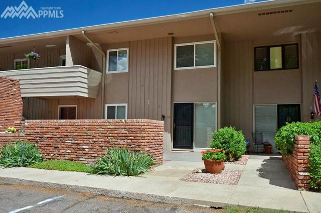 5202 Kissing Camels Drive C3, Colorado Springs, CO 80904 (#8461630) :: 8z Real Estate