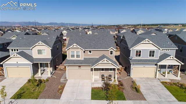 9229 Pacific Crest Drive, Colorado Springs, CO 80927 (#8462190) :: The Dixon Group